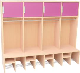 IDEAL garderobes - roze