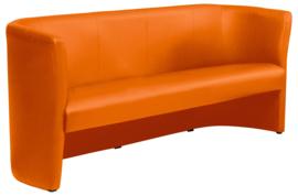 Sofa Club trio  oranje