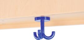 Garderobe hanger Flexi / Quadro, blauw