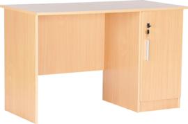 Vigo bureau met kast - beuken