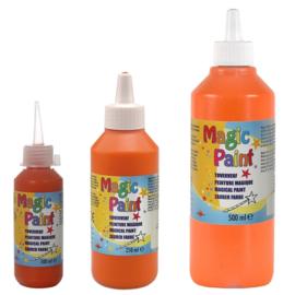 Biocolor magic paint 500 cc - Oranje