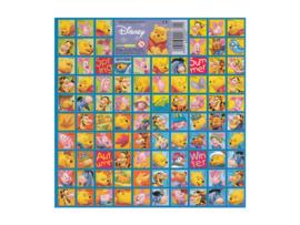 Stickers Winnie the Pooh
