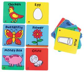 Associatiekaarten - Engelstalig