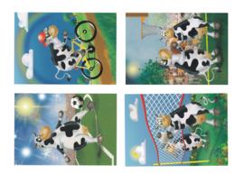 Beloningskaarten koeien