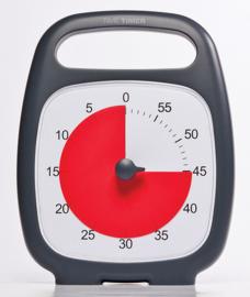 Time Timer Plus donkergrijs