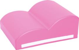 Foam heuvel - roze