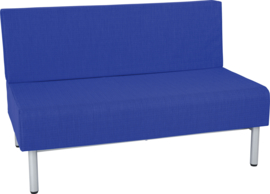 Brandvertragende  sofa, dubbele marine