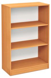 Middelgrote boekenkast beuken