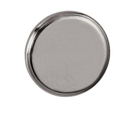 1x Magneet MAUL Neodymium rond 30mm 21kg nikkel
