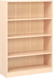 Flexi boekenkast met planken