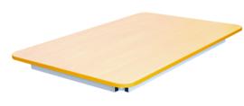 Premium tafelblad oranje