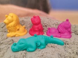 Zandvormen 3d klein