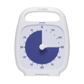 Time Timer Plus - 120 minuten -NIEUW