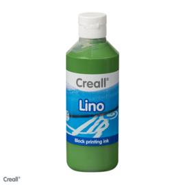 Creall lino/blockprint verf  groen