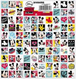 Stickers Mickey en vriendjes - serie 23