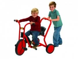 Driewieler met extra steun Myrider