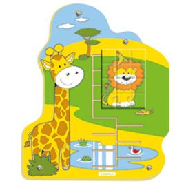 "Wall Puzzle ""Jungle"" Leeuw"