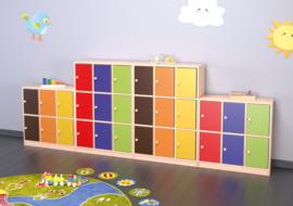 Kleurrijke meubels set 11