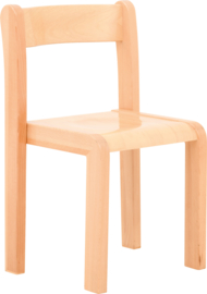 Deluxe stoel, viltdoppen maat 1-4