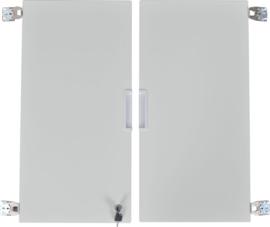 Quadro - medium deuren met slot, 1 paar -  12 kleuren