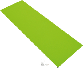 Rechthoekige geluiddempende barrière - groen