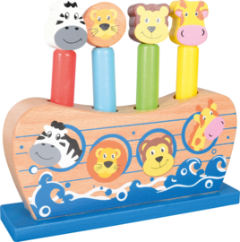 Ark van Noach - Springende dieren