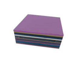 Knutselpapier assorti 10x10