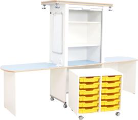 Laboratorium kast