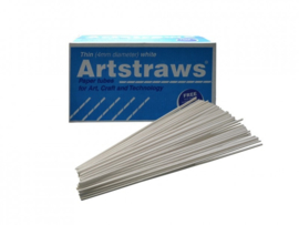 Artstraws wit