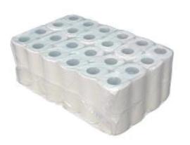 144 rollen Toiletpapier Blinc 2laags 200vel