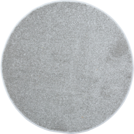 Rond tapijt - diam. 200 cm - grijs