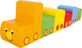 Foam set - Trein