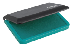 Stempelkussen Colop micro 1 90x50mm groen