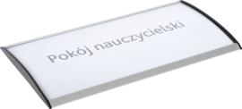 Informatie wandtablet 14,8 x 30 cm