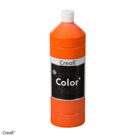 Creall-color schoolverf 1000cc orange