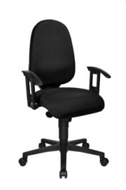 Bureaustoel Topstar Syncro Pro 5 zwart