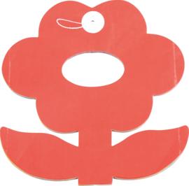 Papieren slinger - bloem