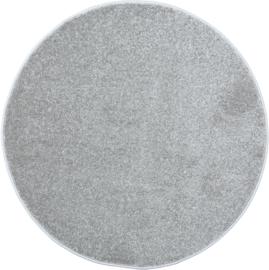 Rond tapijt - diam. 140 cm - grijs