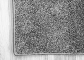Eenkleurig tapijt - grijs 2 x 2 m