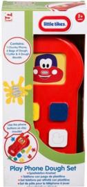 Little Tikes  Speel Smartphone  Play Phone Dough Set