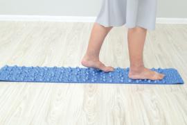 Massage vloermat 120 x 32 cm