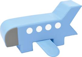 Zachte speeltuin - vliegtuig