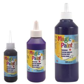Biocolor magic paint 500 cc - Paars