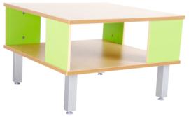 Premium tafel met extra plank