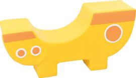 Zachte speelvloer - Schip