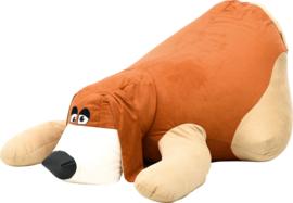Poef hond