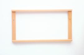 Frame voor panelen -Manipulerende elementen