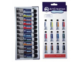 Talens Art Creation acrylverf 12 tubes