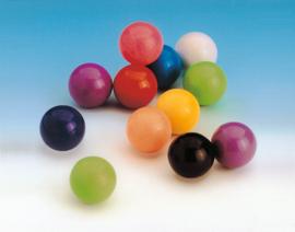 Magnetische kleurrijke ballen