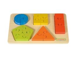 Puzzel 5 delen